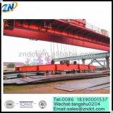 De Plaat van het staal door Elektromagnetische Opheffende Magneet van MW84-26050L/1type wordt opgeheven die