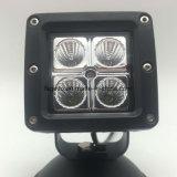 Горячий 3 '' свет работы кубика 16W СИД 12V 4X4 для Offroad виллиса SUV ATV (GT1022-16W)
