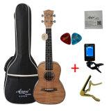 заводская цена концертного качества Ukulele гитаре с Guitar аксессуары