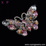 Xuping heiße Verkaufs-späteste Form-Luxuxkristalle von der Swarovski Brosche