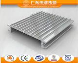 Het Profiel van het aluminium voor ruimte-Aluminium Dekking & Structuur