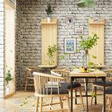 PVC Wallcovering, papier de mur de PVC, tissu de mur de PVC, papier peint moderne de PVC de type