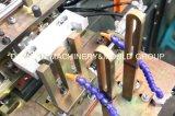 Máquina del moldeo por insuflación de aire comprimido del animal doméstico de la botella de agua 2L