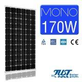 comitato monocristallino di energia solare 170W fatto in Cina