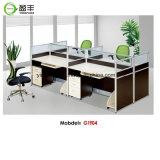워크 스테이션 사무실 분할 사무실 칸막이실 모듈 사무실 책상 Yf-G1901