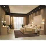 Hotel Holiday melamina Muebles de dormitorio cama de madera de roble