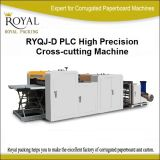 PLC ryqj-D Cross-Cutting Machine van de Hoge Precisie