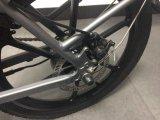"""セリウム20の""""リチウム電池が付いている電気バイクを折るアルミニウムフレーム"""