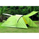 3-4人の二重層の防水キャンプのBackpackingハイキングのテント