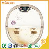携帯用ハンドルが付いているMimirのフィートの浴室のマッサージャーの泡酸素