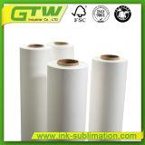 Populaires 75GSM Sublimation du papier dans le taux de transfert élevée