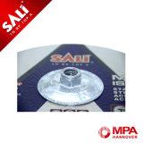Disco di molatura concentrare depresso di marca di Sali con la noce 5/8-11