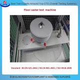 Dispositif de test de présidence de rouleau de machine de test de résistance d'abrasion de chasse d'étage