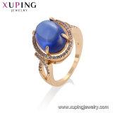 Ring delle 13722 le più nuove di Xuping di modo signore con oro 18K ha placcato
