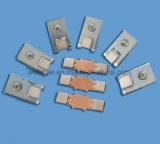 A Ferramenta de Crimpagem de estampagem máquina de soldar prata cobre os rebites de peças electrónicas de latão contatos