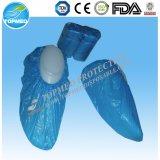 Cubierta protectora impermeable disponible del zapato del CPE /PE del plástico
