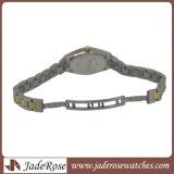 Luxuxuhr-Frauen-einfache Art-Geschäfts-Quarz-Armbanduhr-Dame-Sport-Armband-Uhr