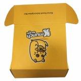 Qualitäts-Großhandelsoffsetdrucken-gewölbtes Papier-Verpackungs-Kasten