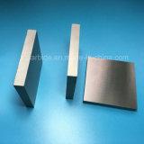 Aleación de varios tamaños de placa de carburo para corte