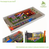 Factory Wholesale Large Commercial Sports Indoor Competitive Adult Trampoline Floor Park