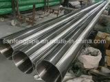 2 pouces 201 pipe recuite normale soudée 304 316 par ERW d'acier inoxydable
