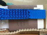 [هيريس] ناقل بلاستيكيّة نوع مسطّحة حزام سير تضمينيّة مع لون زرقاء