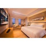 ホテルの家具の製造業者最新のデザインベッドの寝室の家具