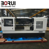 Automatische chinesische flaches Bett Cak6150 CNC-Drehbank-Maschine u. horizontale CNC-Drehbank