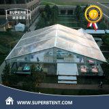 toit d'espace libre de 20X50m et tente de côté