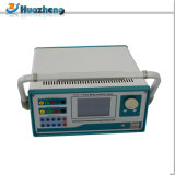 Le relais de micro-ordinateur triphasés électrique de la protection de l'équipement de test