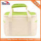 Piccolo poco costoso promozionale può sacchetto isolato del dispositivo di raffreddamento del pranzo