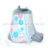 Couche-culotte remplaçable doucement respirable de bébé de qualité d'OEM