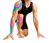 band van de Sporten van de Kinesiologie van 5cm*5m de Therapeutische