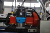 Servo de Dw38cncx2a-2s que dobla el tubo azul que dobla la máquina automática