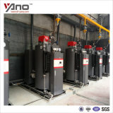 500kg/Hrヤーンの染まる機械Yanoのボイラーのためのディーゼル/Gasの燃料の蒸気ボイラ