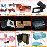 De lujo en venta al por mayor Joyas de papel personalizado Embalaje Caja de regalo