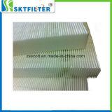 Filtro plisado de papel sintetizado de H13 H14 mini HEPA