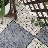 Suelo al aire libre del Decking de China del azulejo de la piedra de la decoración del nuevo del granito 2018 de suelo diseño del azulejo