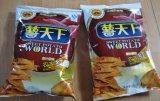 La banana 2018 delle patatine fritte di Vffs scheggia la linea di produzione dell'imballaggio Dxd-520c