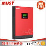 5kVA 220V를 위한 순수한 사인 파동 태양 변환장치