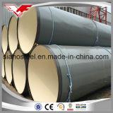 Rohr der Kohlenstoffstahl-Spirale-SSAW mit EpoxidCoating/3lpe Beschichtung entsprechend Awwa C210/DIN30670 für Wasser-Transport