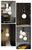 Nordische moderne einfach Glaskugel-Lampe