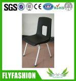 학교 가구 플라스틱 시트 금속 의자