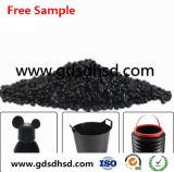 Cor preta Masterbatch de Pib para o produto plástico