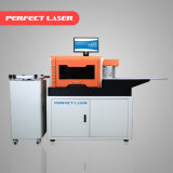Acier inoxydable Aluminium Lettre automatique des canaux CNC Bender