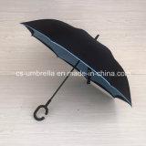 مزدوجة ظلل [بورتبل] طليق يد مستقيمة عكسيّة يعكس مظلة
