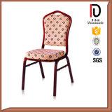 Foshan que empila la silla caliente moderna del marco del metal de la venta (BR-A167)