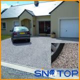 Griglia di pavimentazione di plastica della strada privata, griglia di rinforzo della ghiaia, rinforzo al suolo