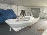 Liya 10 barche marine del pescatore di pesca FRP della vetroresina della gente