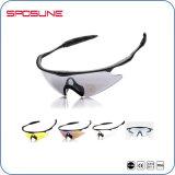 微光の状態で使用される黄色いレンズのスポーツのサングラス